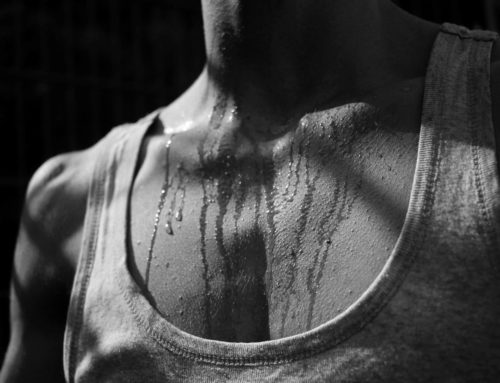 ALL ABOUT EXCESSIVE SWEATING AND HOW TO TREAT IT