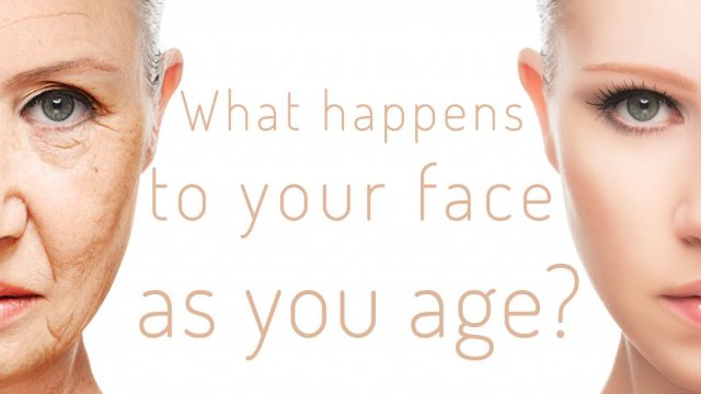 What Happens To Your Face As You Age?