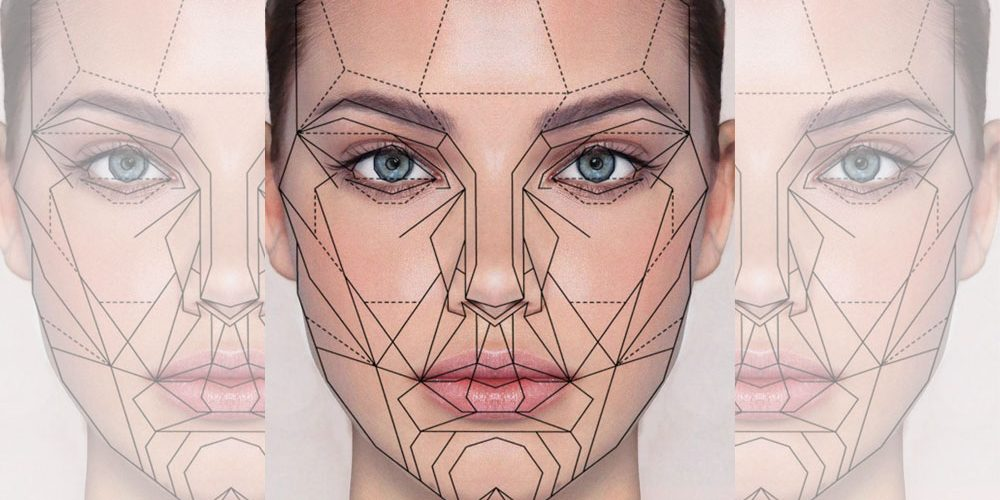 THE GOLDEN RATIO OF A BEAUTIFUL FACE