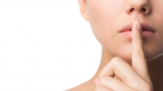 Why Are Cosmetic Procedures Kept Secret?