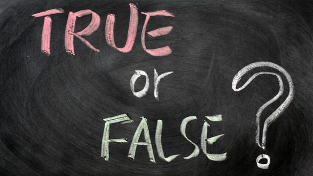 """True or False"" with Longevity Magazine"