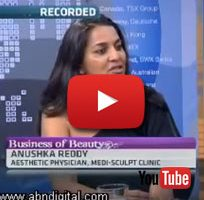 Dr. Reddy discussing the aesthetics industry